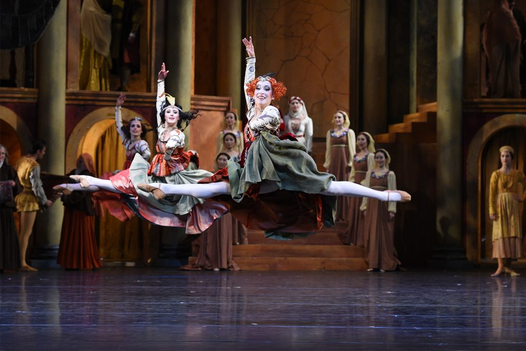 romeo und julia - badisches staatstheater