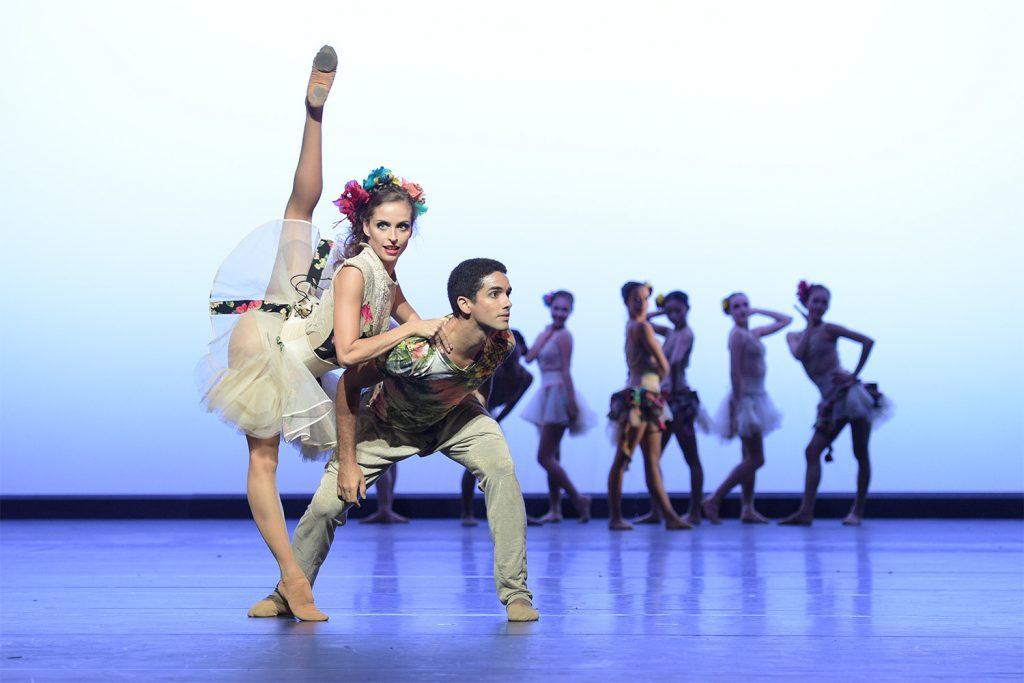 presente - ballett von reginaldo oliveira