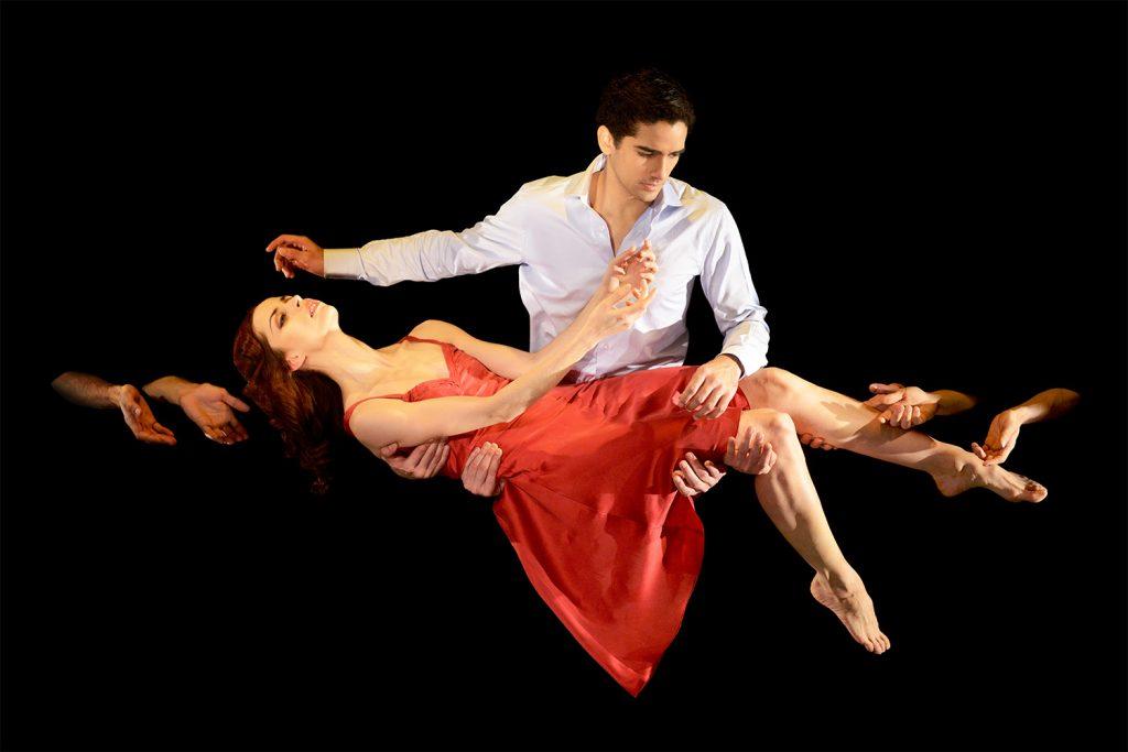 mythos - werbung ballett badisches staatstheater