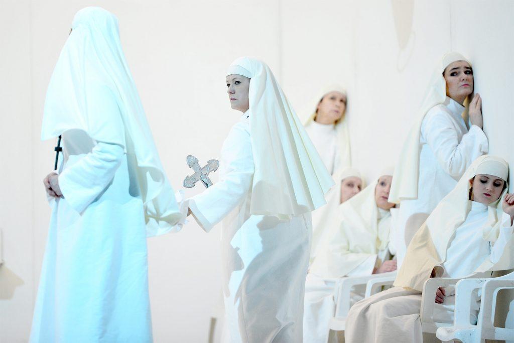 dialogues de carmélites - theater ulm