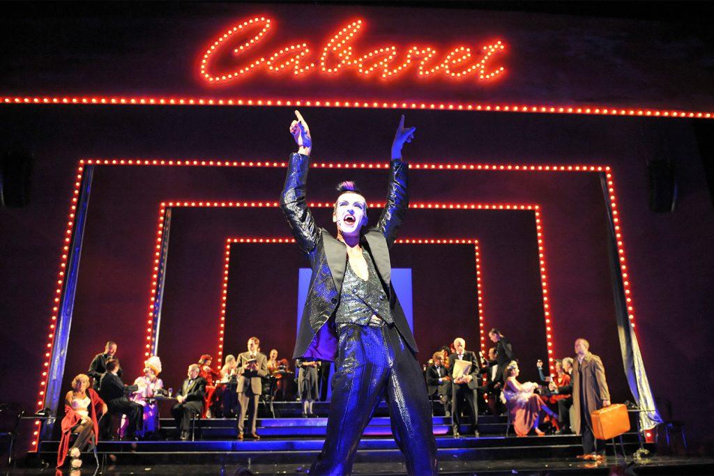 cabaret - badisches staatstheater