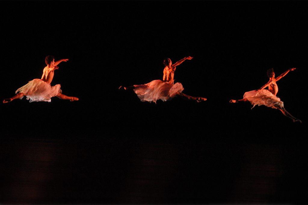 ballett pathétique - badisches staatstheater