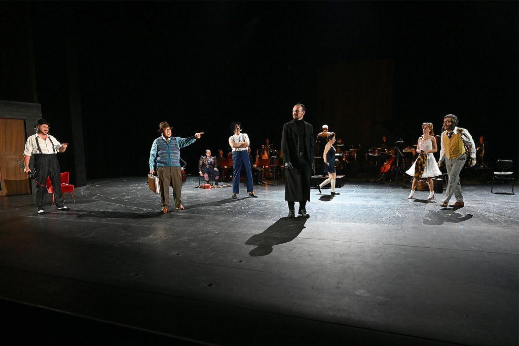 das wundertheater - musiktheater badisches staatstheater