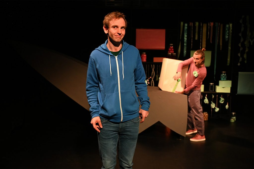 patricks trick - schauspiel theater regensburg